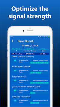 WiFi Analyzer - Network Analyzer APK screenshot thumbnail 24