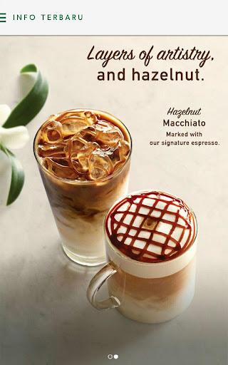 Starbucks Indonesia screenshot 3
