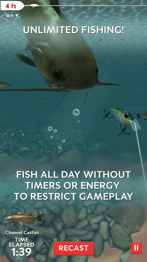 Rapala Fishing - Daily Catch Screenshot 2