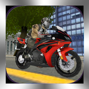 Extreme Biker 3D High Speed Lane Moto Racing Games For PC / Windows 7/8/10 / Mac – Free Download
