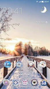 GO Launcher - Free Themes & HD Wallpapers Screenshot