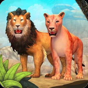Lion Family Sim Online Online PC (Windows / MAC)