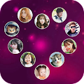 Lock screen heart APK for Bluestacks