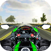 Highway Traffic Bike racer - Extreme Moto Rider