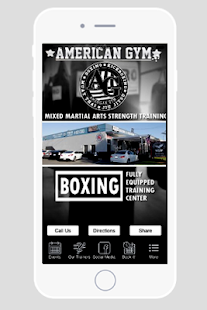 American Gym - screenshot