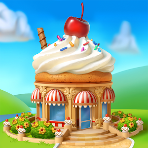 Sweet Escapes: Design a Bakery with Puzzle Games Online PC (Windows / MAC)