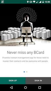 Bcard business card reader apk for blackberry download android apk bcard business card reader apk for blackberry reheart Images