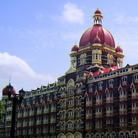 Taj Hotel, Mumbai by Mrinmoy Ghosh - Buildings & Architecture Architectural Detail (  )