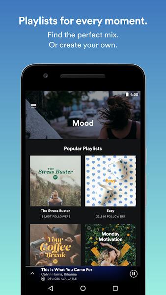 Spotify: Free Music Streaming- screenshot