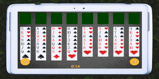 Solitaire Classics - screenshot