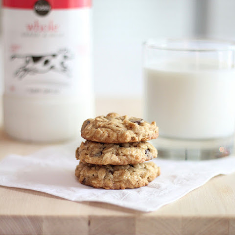 Banana Everything Cookies (Gluten-Free, Vegan)