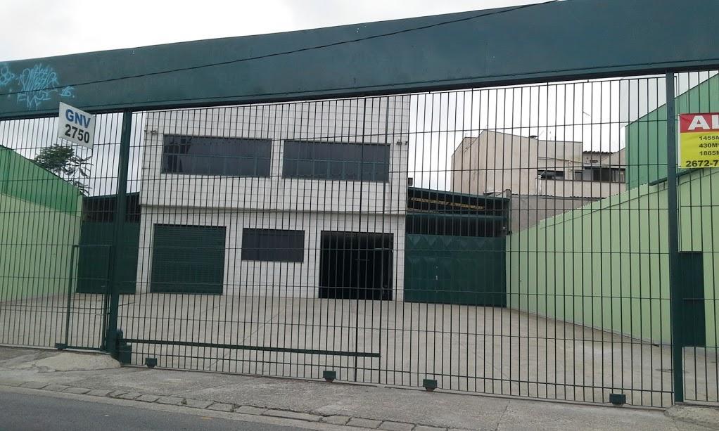 Barracão para Locação - Vila Regente Feijó