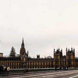 Big Ben by Vicki Abbott hodges - Buildings & Architecture Public & Historical