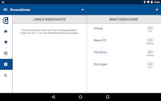 Screenshot of Geizhals Preisvergleich