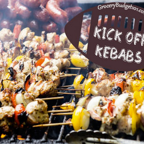 Kick off Kebabs