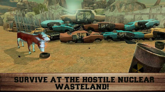 Wasteland Survival Sim Full- screenshot thumbnail