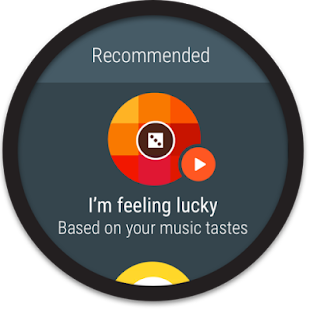 Google Play Music Screenshot