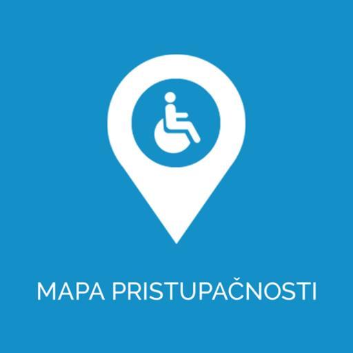 Android aplikacija Mapa pristupačnosti