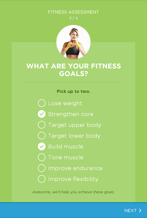 Workout Trainer: fitness coach Screenshot 6