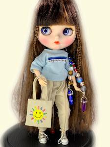 Кукла волшебная «Мастерская Алисы» Малышка-Эшли