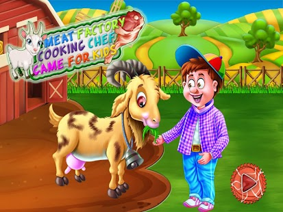 Game Meat Factory Cooking Chef - Game for kids APK for Windows Phone