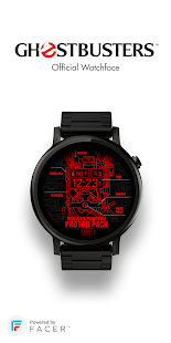 Ghostbusters watch face 3