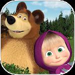Masha and the Bear. Educational Games on PC / Windows 7.8.10 & MAC
