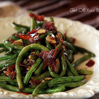 Green Beans With Almonds And Brown Sugar Recipes