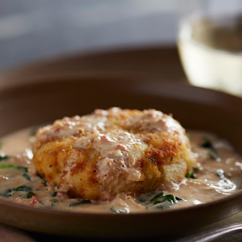 Alaska Cod Cakes with Spicy Coconut Broth