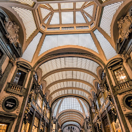 Galleria San Federico by Florin  Galan - Buildings & Architecture Public & Historical ( old, baroque, details, gallery, barocco, beauty, architecture, city )