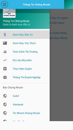 Tin Chung Khoan screenshot 1