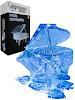 миниатюра Головоломка 3D, Кристальный пазл, серия IQ test, XL, Рояль, с Led подсветкой