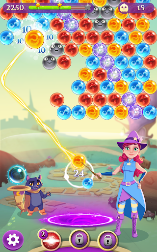 Bubble Witch 3 Saga screenshot 12