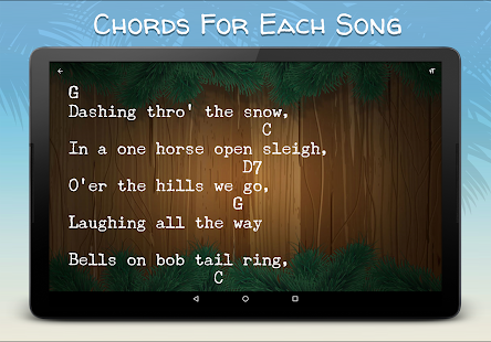 Ukulele Christmas Songs Screenshot