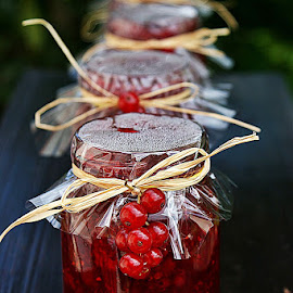 Fresh cranberries in a fine jam by Alka Smile - Food & Drink Fruits & Vegetables (  )