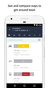 Download Android App HERE WeGo - Offline Maps & GPS for Samsung