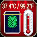 App Fingerprint Fever Thermometer Prank APK for Kindle