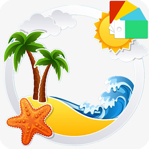 Xperia Theme | Summer For PC / Windows 7/8/10 / Mac – Free Download