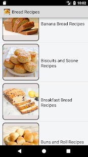 bread recipes - quick bread, banana bread recipes for pc