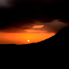 God is an Artist! by Ashwini Murthy - Landscapes Sunsets & Sunrises ( pwcautumn )