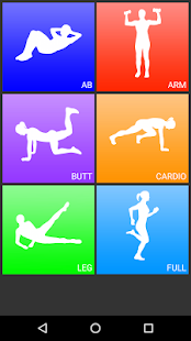 App Daily Workouts Free APK for Kindle