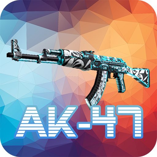 AK-47 Lotto - free CS:GO skins (app)