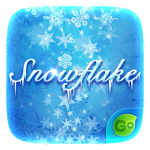 Download Snow Flake GO Keyboard Theme For PC Windows and Mac