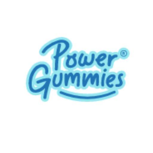 Power Gummies, ,  logo