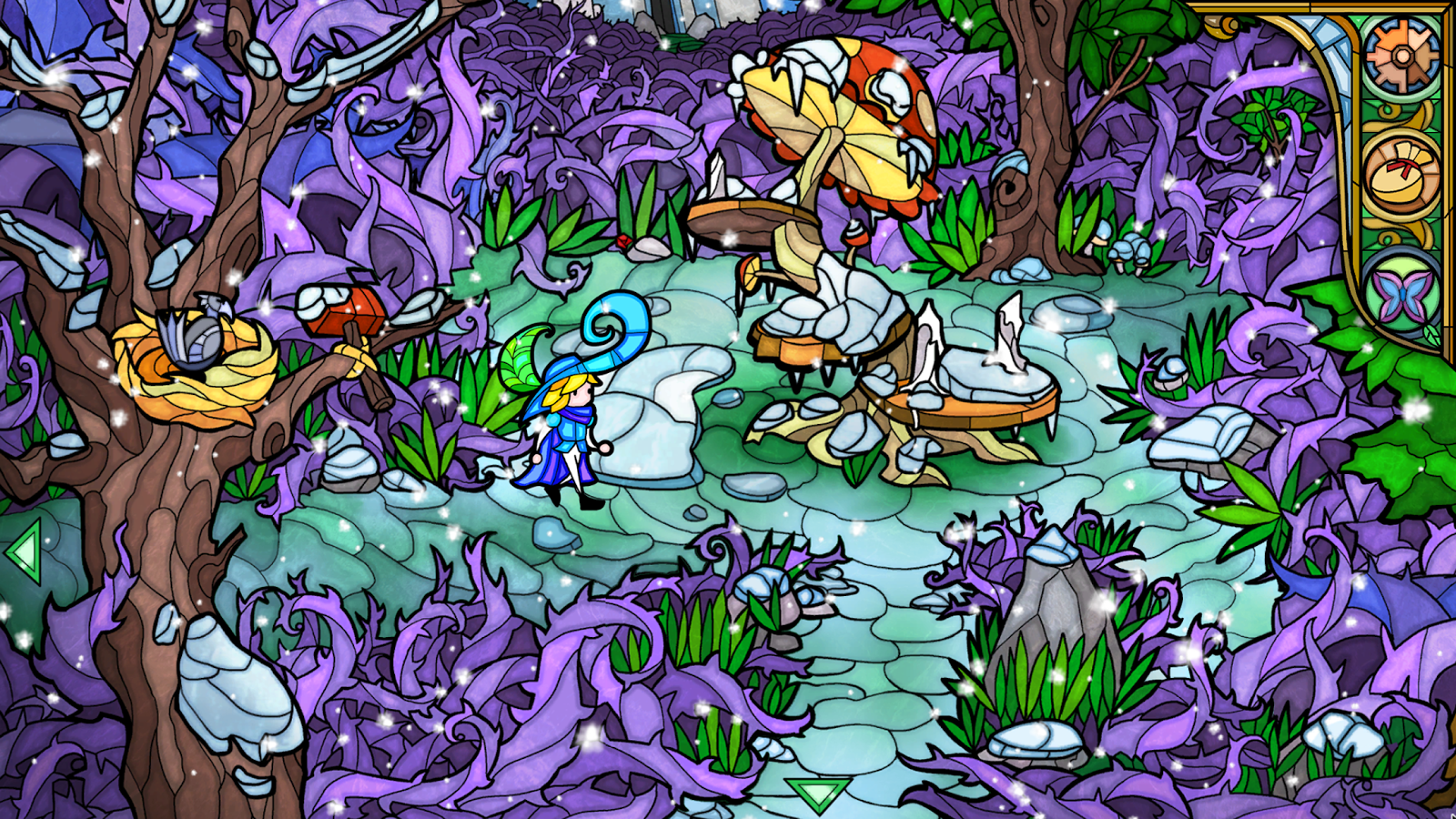 Little Briar Rose Adventure Screenshot 1