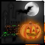 Halloween Night keyboard Theme Icon