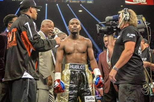 Mayweather mister boksebrags-titel! floyd mayweather, Manny Pacquiao