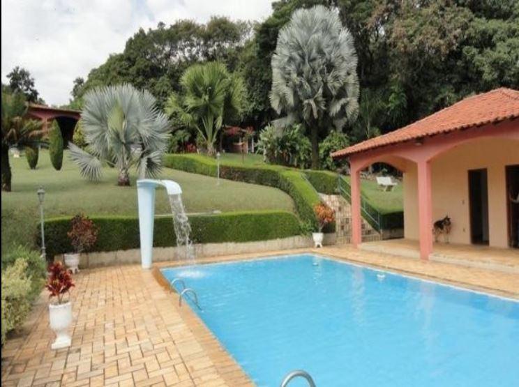 Chácara com 4 suítes à venda, 24000 m² por R$ 1.500.000 - Bairro dos Cubas - Socorro/SP