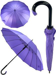 Зонт трость L, синий