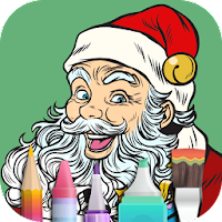 Coloring Book for Christmas For PC (Windows And Mac)
